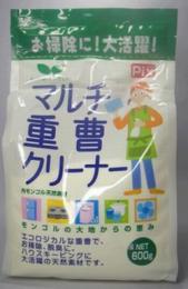 【お掃除に大活躍!】マルチ重曹クリーナー 600g