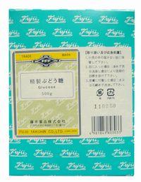 使用期限にご注意下さい!【食品用グレード】精製ブドウ糖 500g