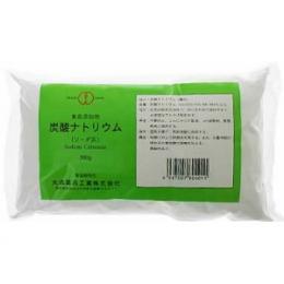 【食品用グレード】炭酸ナトリウム(ソーダ灰) 500g