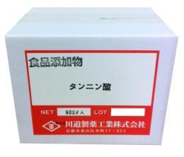 【食品添加物規格】タンニン酸 500g