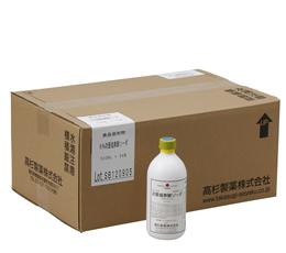 【食品添加物】【次亜塩素酸ナトリウム6%】アサヒラック  500mlポリ瓶×24本/箱【高杉製薬】 ※メーカー直送品/代金引換え決済不可※沖縄・離島の送料は、ご注文都度、連絡します。
